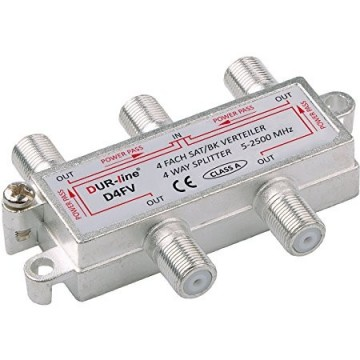 4-veis splitter unicabel lnb