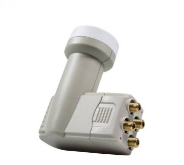Smart LNB Titanium Eco Quad TEQS
