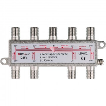 8-veis splitter unicabel lnb