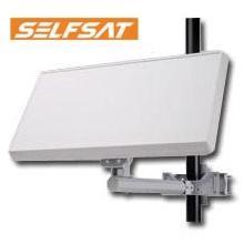 Selfsat - flatantenner